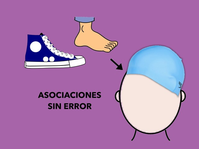 ASOCIACIONES SIN ERROR by Francisca Sánchez Martínez