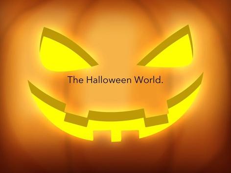 Halloween Town by Chad Hamilton