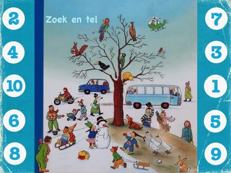 Zoek en tel by Nelleke Lürsen