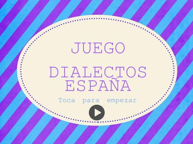 #dialectos España # juego by Pablo García