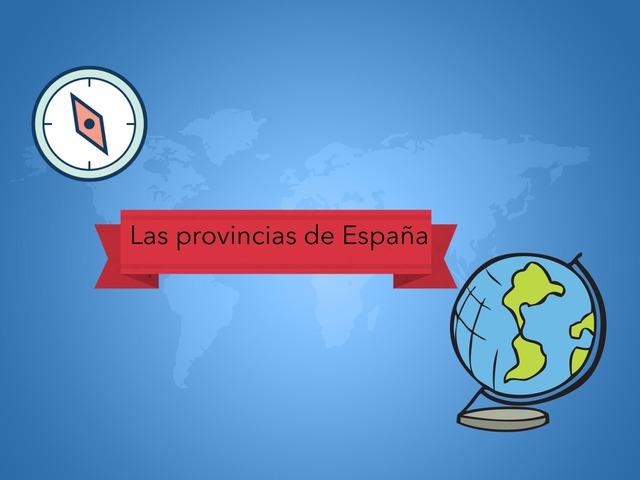 Las Provincias De España by Valeria Polo