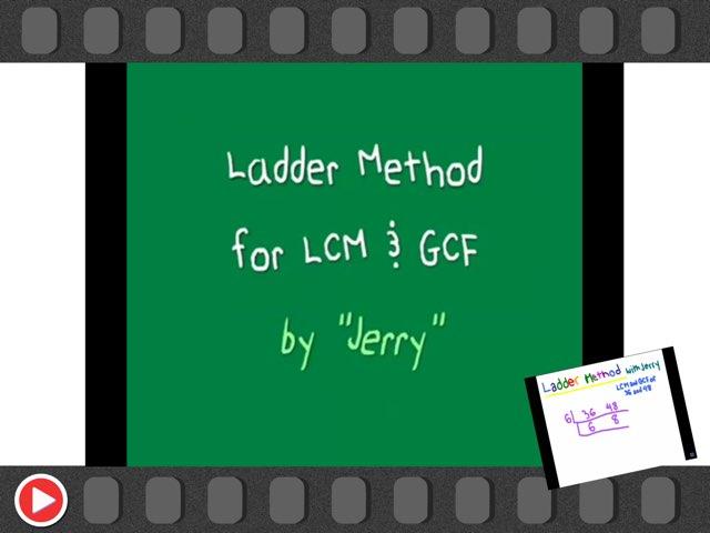 Maths Methods: Ladder Method  by Tripta Rathour