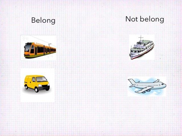Belong / Not Belong by Manal Al-otaibi