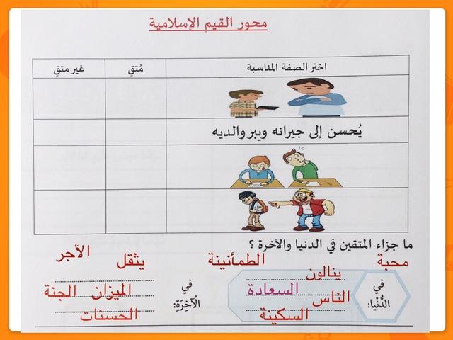 امتحان رابع ٢ by Esmat Ali