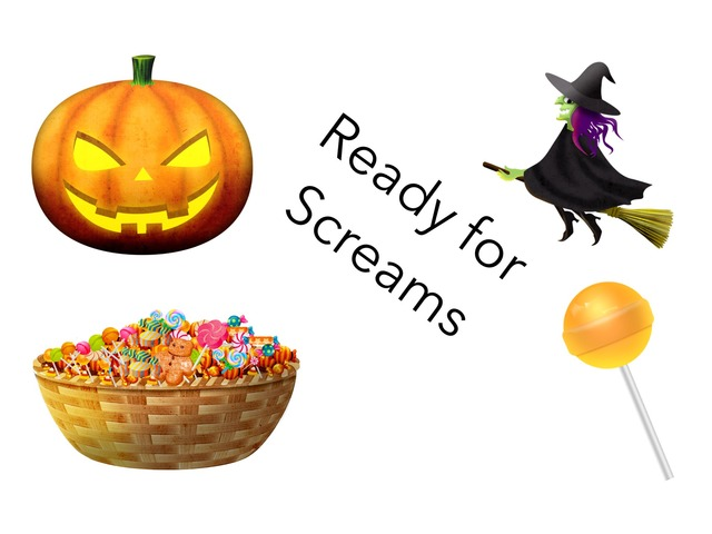 Ready For Screams by Yamaan madi