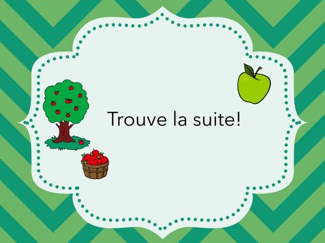 Trouve La Suite! by Leprince Amandine