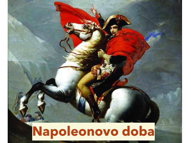 Napoleon by Borka Sladonja