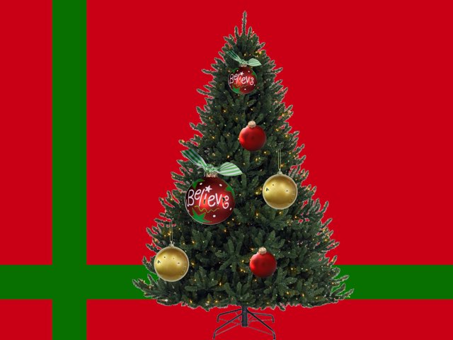 Newman Christmas Trees.Decorating A Christmas Tree By Kristi Newman Educational