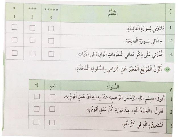 تقييم  by Esmat Ali