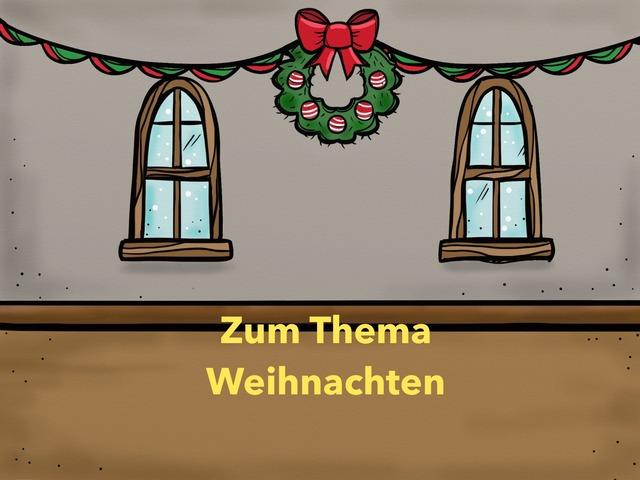Lexik Weihnachten  by Nadja Blust