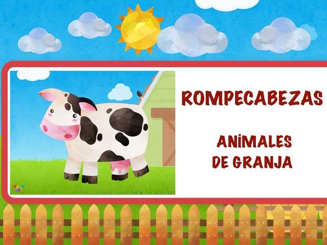Rompecabezas de Animales de Granja by Hadi  Oyna