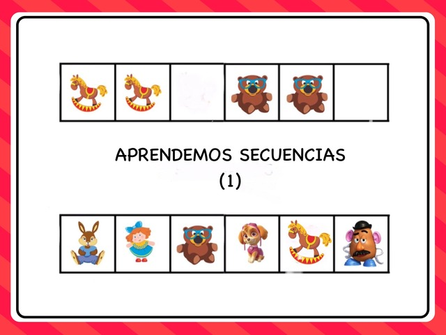 Aprendemos Secuencias (1) by Zoila Masaveu