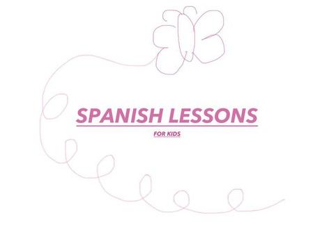 Foods In Spanish  by Iretomiwa Taiwo