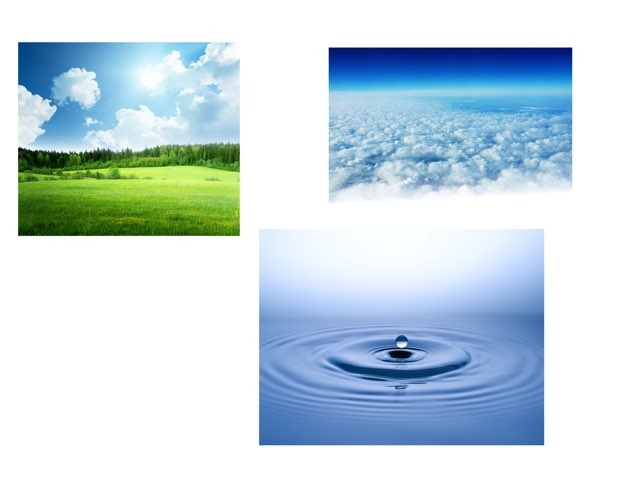 Land Air And Water by Ariana Solaequi