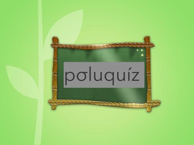PoluQuiz by Malu Sf