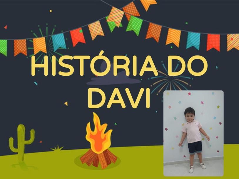 FESTA JUNINA DO DAVI by Sala de Recursos E.M.