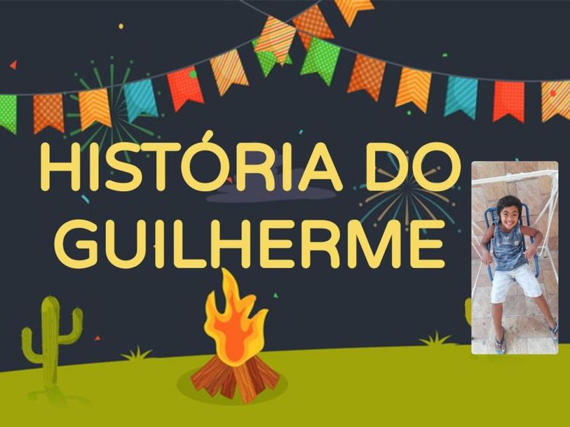 FESTA JUNINA DO GUILHERME by Sala de Recursos E.M.