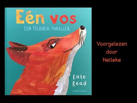 Één vos by Nelleke Lürsen