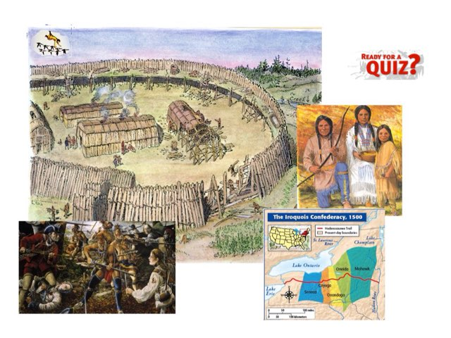The Iroquois by Claudia Plaza
