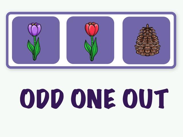 Odd One Out by Hadi  Oyna