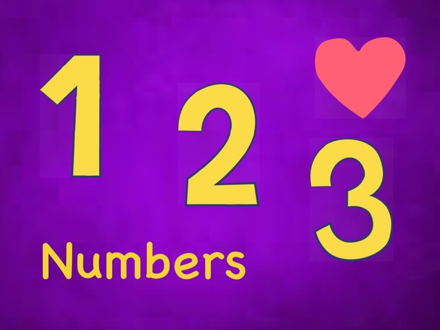 Numbers #2 by Carol Smith