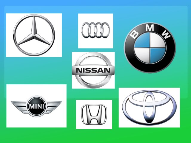 Where Is? Car Symbols by Laura vance