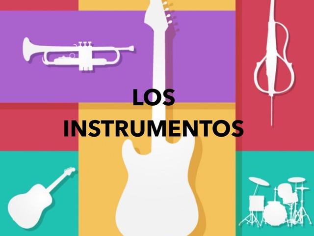 Sonido De Los Instrumentos  by Maia TinyTap
