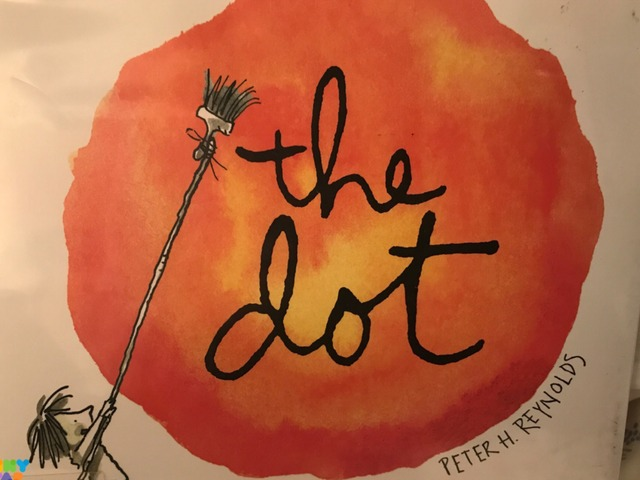 The Dot 2 by Lori Board