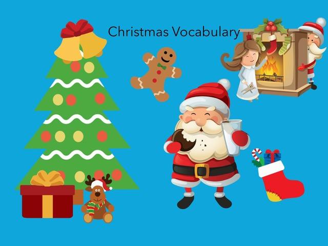 Christmas Voc by Gazelem Garcia
