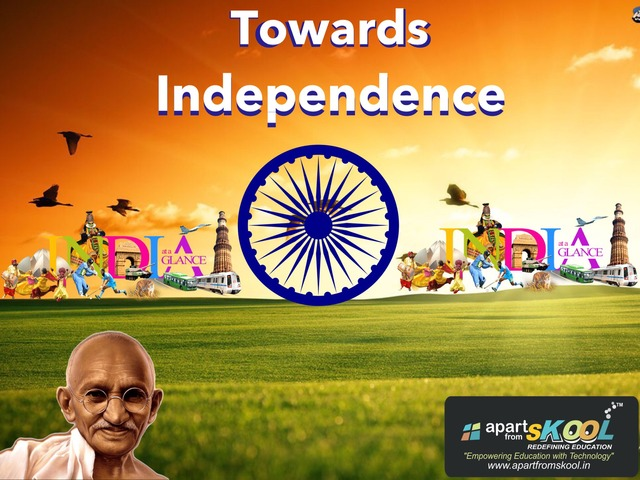 Towards Independence  by TinyTap creator