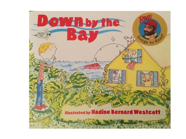 Down By The Bay by Amanda Merrill