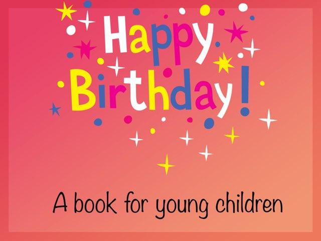 Happy Birthday by Sophia Benito