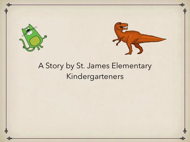 St. James Elementary Kindergarten Story`` by Karen Richtarik