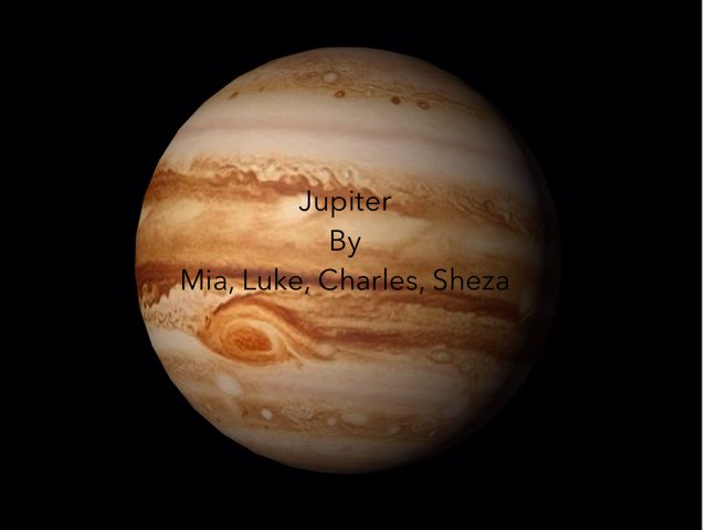 Jupiter by Jessi Dalton