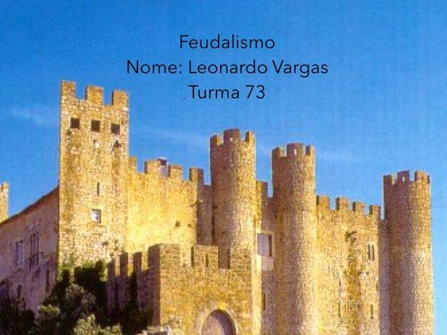 Leonardo Vargas T73 by Rede Caminho do Saber