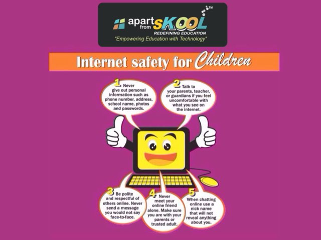 Internet Safety For Children by TinyTap creator