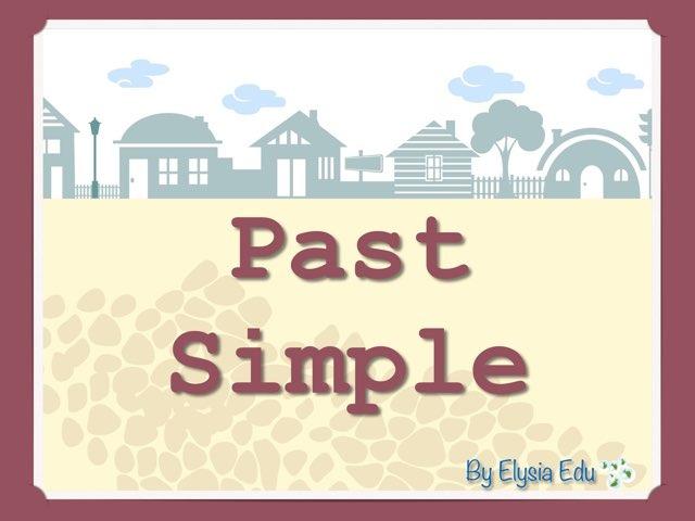 Past Simple by Fran Sarrión