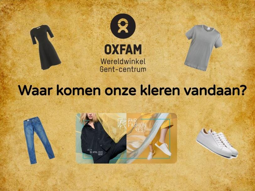 FFF Spel Oxfam by Laura Depouvre