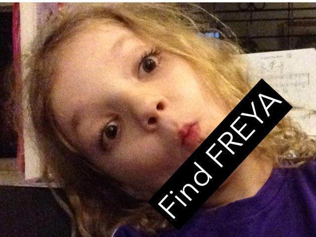 FIND FREYA by Freya Pi