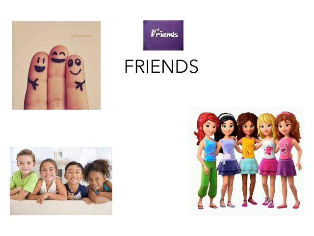 FRIENDS!!!!!!!!! by Mackenzie Randall
