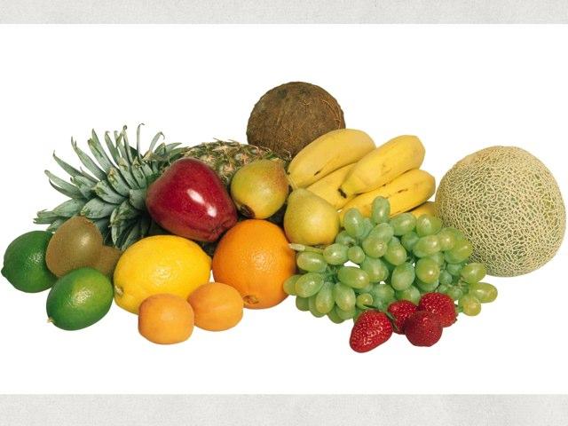 FRUITES I VERDURES by ESCOLA ARBOC