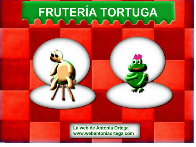 FRUTERIA by Antonia Ortega López