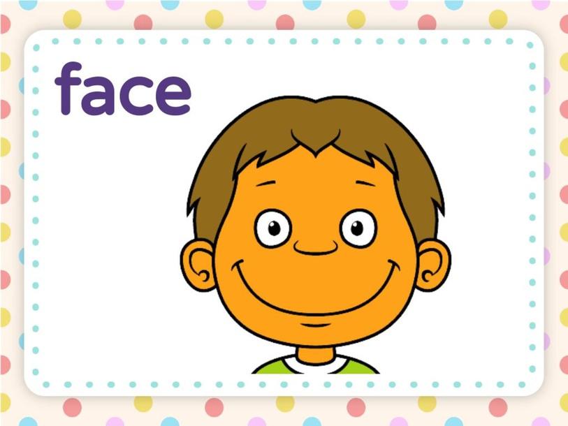 Face parts by Denise Alhelí Rico Martínez