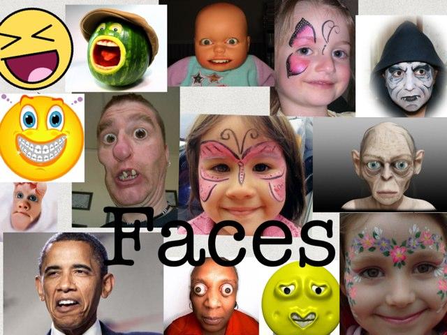 Faces by Makenzie Mathews