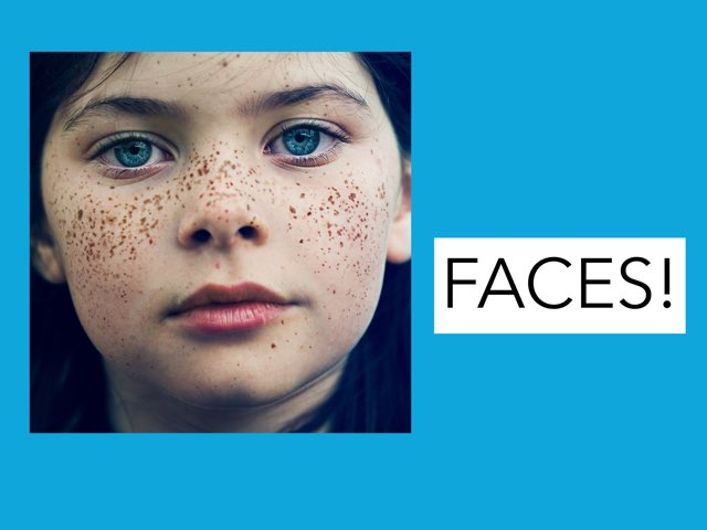 Faces! by Caren Rothstein
