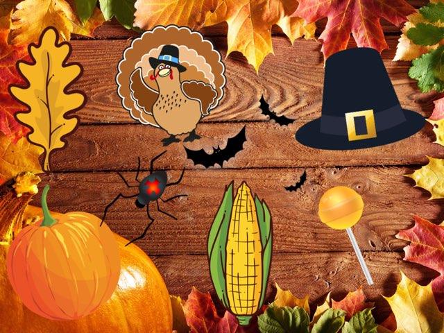 Fall Beginning Sounds by Mindy Eschenburg