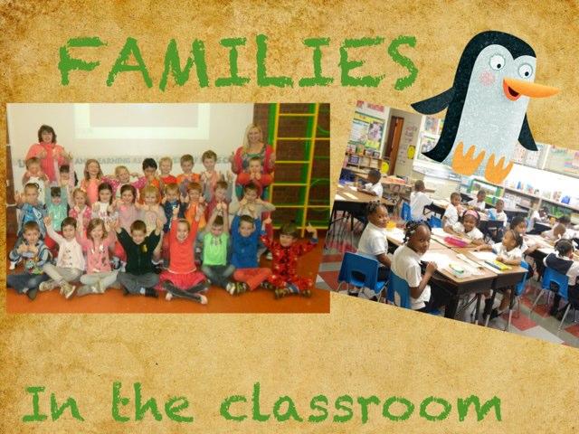 Families_ks1_esl by Beatriz Sastre