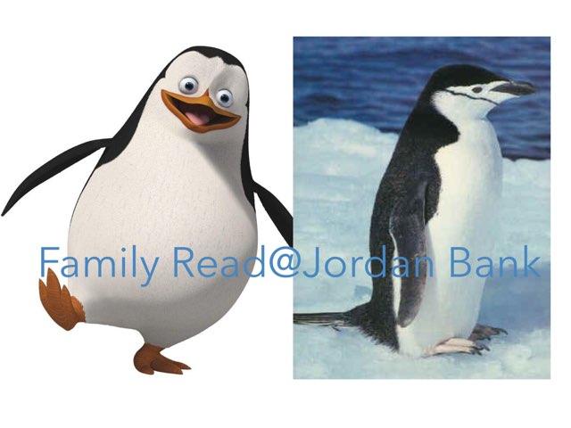 Family Read@Jordan Bank by Jordan Bank