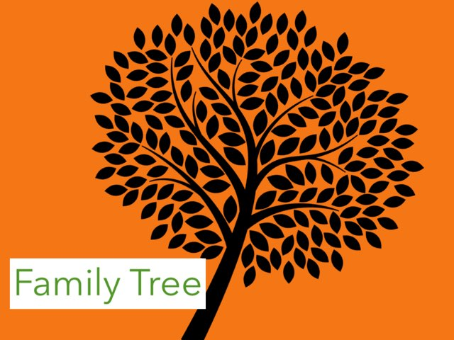 Family Tree by Mohammad isha