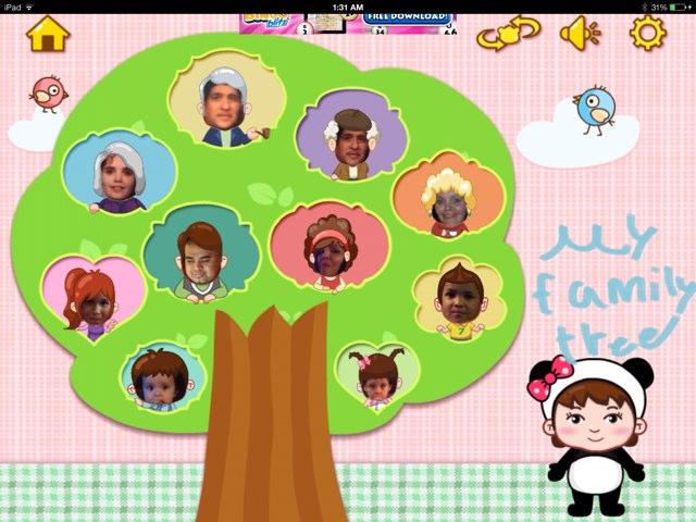 Family Tree by Dina Rodriguez